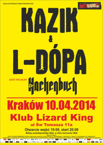 L DOPA 2014