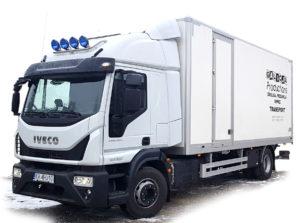 Iveco EuroCargo - Iveco Daily